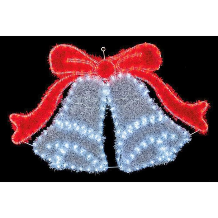 Picture of LED Double Bell Rope - 100cm x 70cm