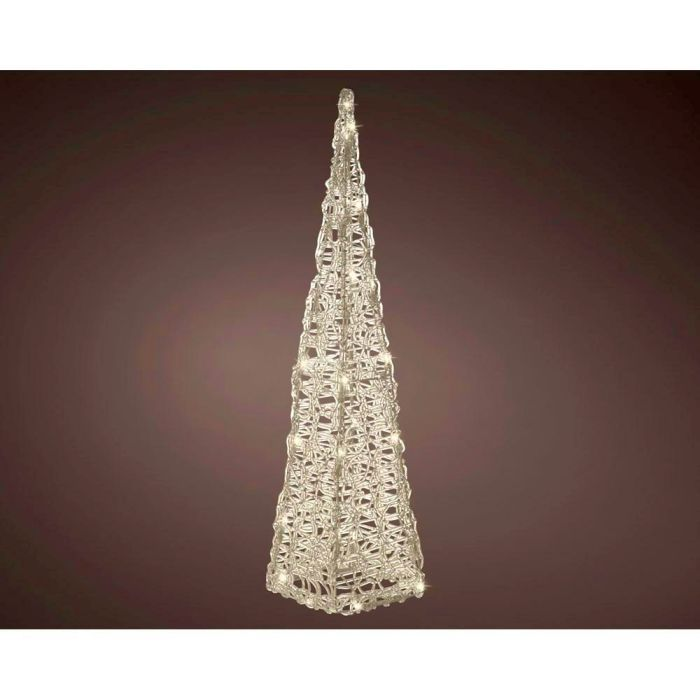 Picture of Warm White LED Acrylic Pyramid - 89cm