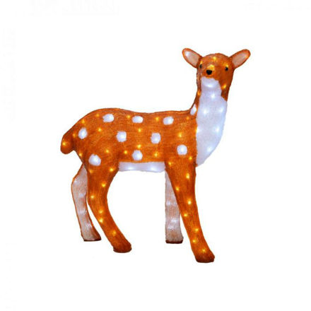 Picture of LED Acrylic Deer - 74cm