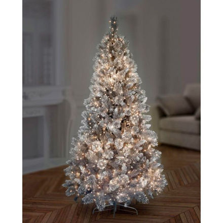Picture of 1000 LED Multi-Action Treebrights - Warm White with Clear Cable
