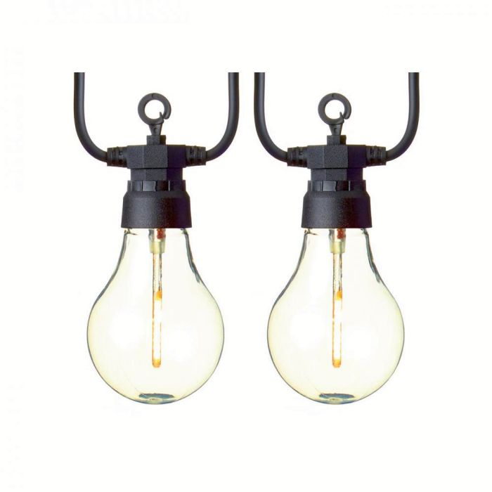 Picture of 10 Outdoor Connectable Festoon Party Lights - Warm White