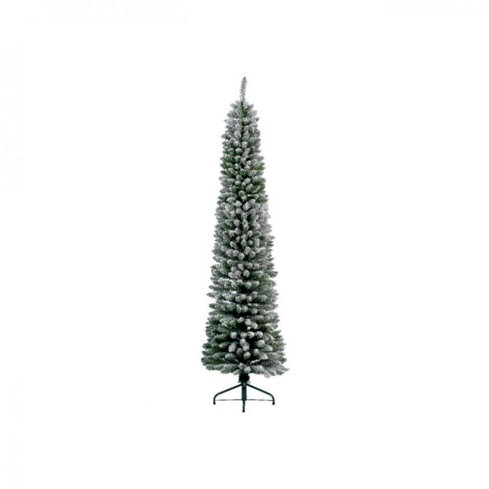 Picture of PROMO-Micro LED Pine Tree With Snow - 6ft
