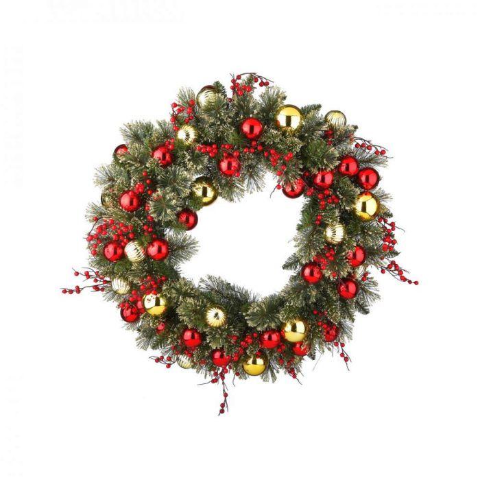 Picture of Dakota Pine Wreath - 60cm