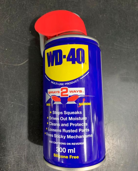 Picture of Wd40 Smart Straw - 300ml