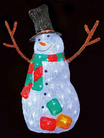 Picture for category LED Santas & Snowmen