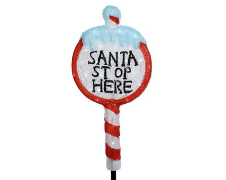 Picture for category LED Candy Canes & Santa Signs