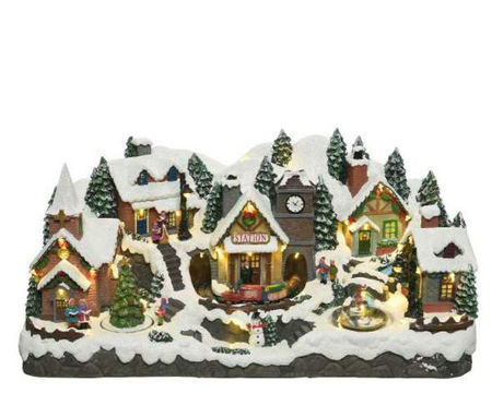Picture for category Christmas Villages